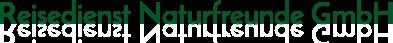 Logo von Reisedienst Naturfreunde GmbH